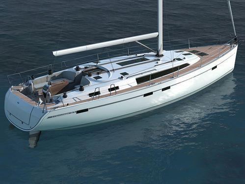 Sailboat Bavaria Cruiser 46 (2020)