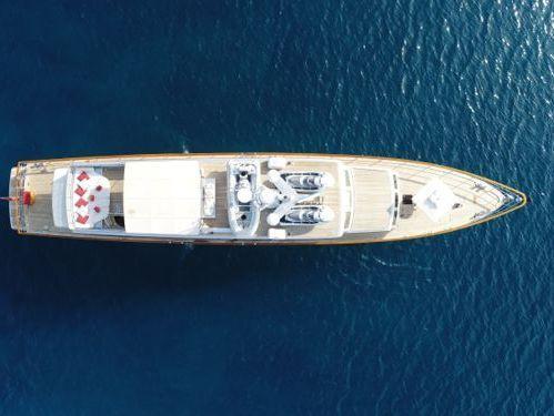 Motorboot Custom build (1963)