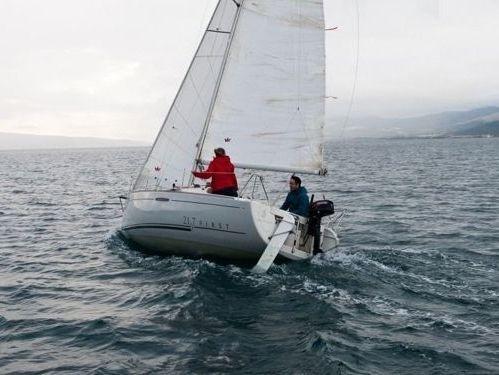 Sailboat Beneteau First 21.7 (2007)