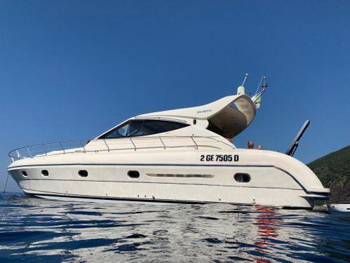 Motor boat Gianetti 48 (2005)