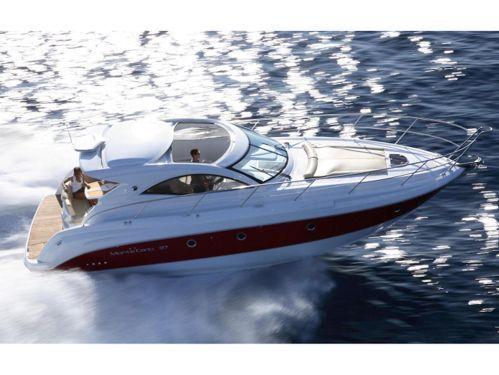Motorboot Beneteau Monte Carlo 37 (2009)