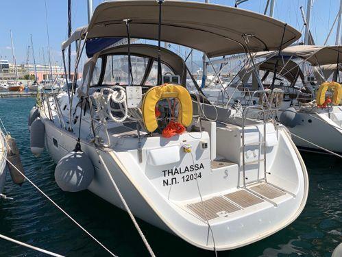 Sailboat Beneteau Oceanis 423 (2006)