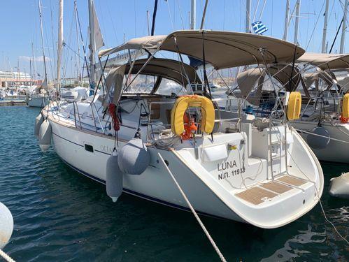 Segelboot Beneteau Oceanis 423 (2005)