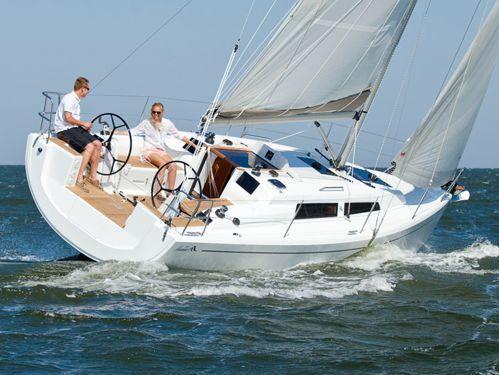 Segelboot Hanse 315 (2020)