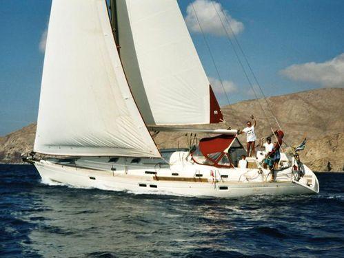 Sailboat Beneteau Oceanis 461 (2000)