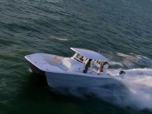 Speedboot Twin Vee 360 (2019)