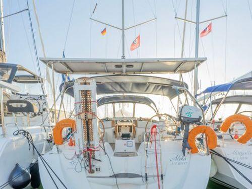 Segelboot Jeanneau Sun Odyssey 42 DS (2010)