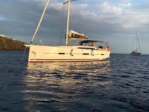 Sailboat Dufour 460 (2020)