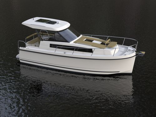Hausboot Nexus Revo 870 (2021)