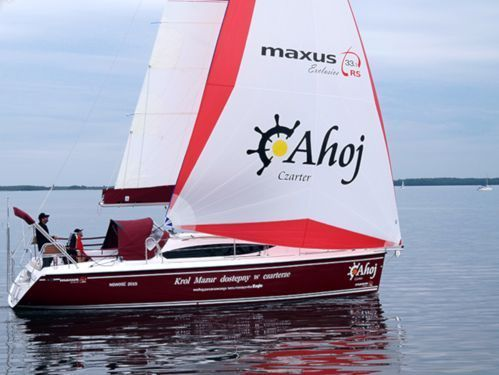 Segelboot Maxus Prestige 33.1 RS (2021)