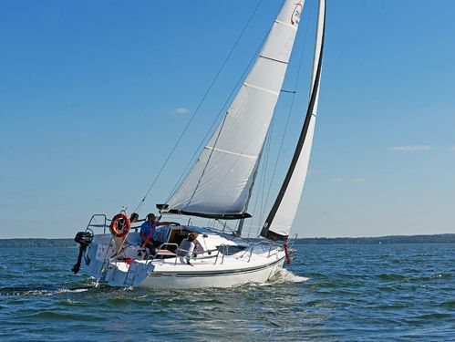 Segelboot Maxus 28 (2021)