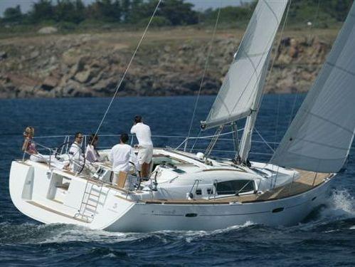 Sailboat Beneteau Oceanis 461 (2020)