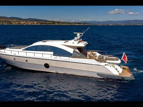 Motorboat Aicon 72 (2006)
