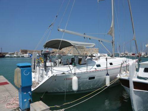 Sailboat Jeanneau Sun Odyssey 36 (2001)