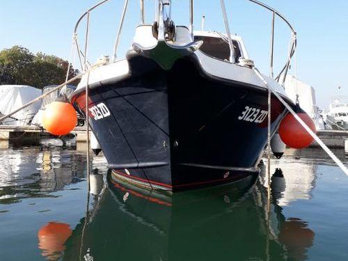 Motorboot Damor 980 Fjera (2015)