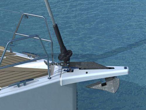 Sailboat Dufour 412 (2021)
