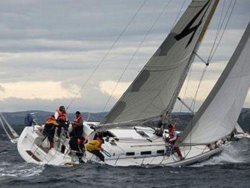 Sailboat Dufour 44 Performance (2007)