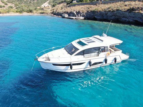 Motorboat Sealine C430 (2020)