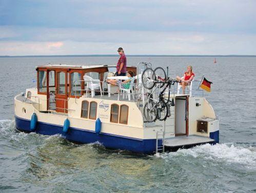 Houseboat Kormoran 1140 (2015)