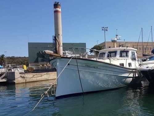 Motorboot Myabca 900 (1996)