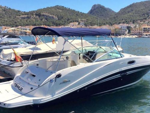 Speedboat Sea Ray 260 Sundeck (2007)