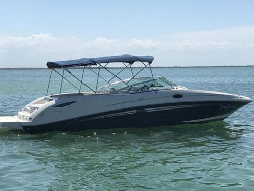 Speedboat Sea Ray 300 Sundeck (2021)