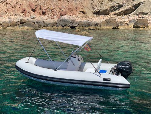 Motor boat AB 116 (2016)