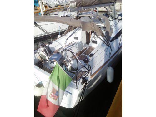 Segelboot Jeanneau Sun Odyssey 349 (2015)