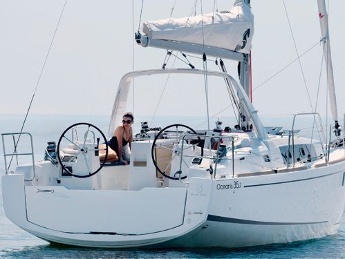 Segelboot Beneteau Oceanis 35.1 (2020)