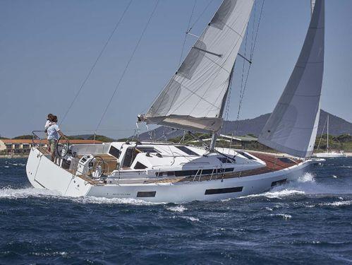 Sailboat Jeanneau Sun Odyssey 440 (2021)