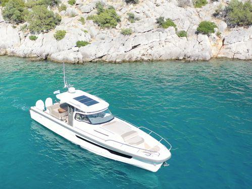 Speedboat Nimbus T11 (2020)