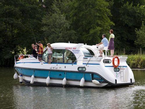 Hausboot Nicols Confort 900 DP (2016)