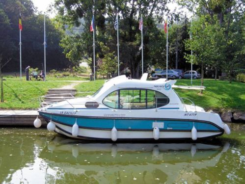 Houseboat Nicols Estivale Duo (2007)
