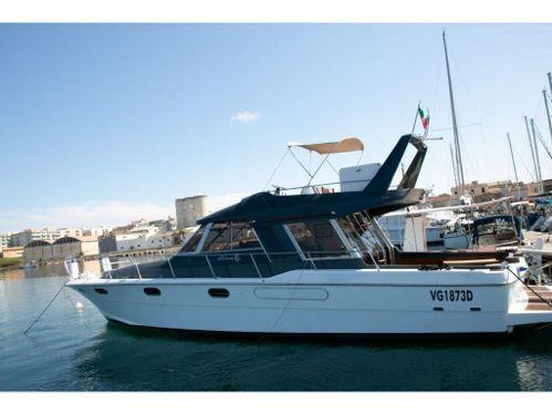 Motor boat Riva 45 Super America (1977)