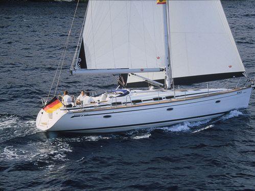 Sailboat Bavaria Cruiser 46 (2008)