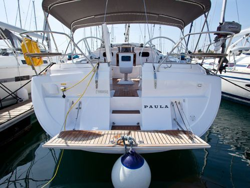 Sailboat Elan Impression 444 (2013)