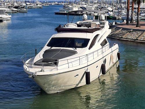 Motor boat Rodman Muse 54 (2008)