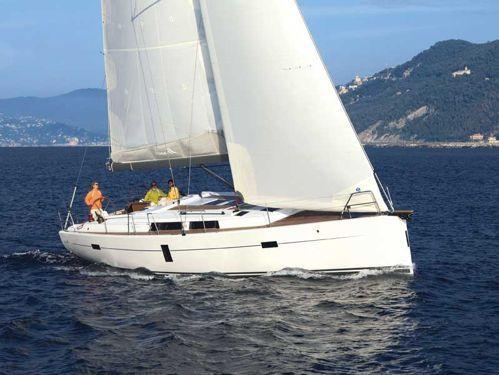 Segelboot Hanse 445 (2014)