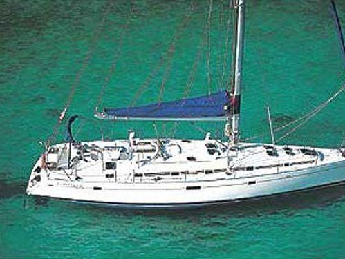 Segelboot Beneteau 50 (1998)