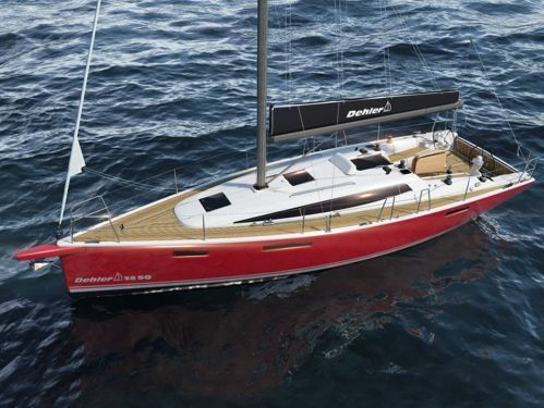 Segelboot Dehler 38 SQ (2020)