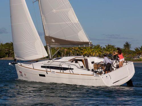 Segelboot Jeanneau Sun Odyssey 349 (2021)