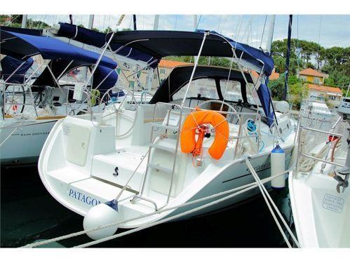 Segelboot Beneteau Cyclades 39 (2007)
