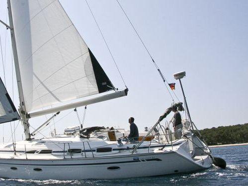 Sailboat Bavaria Cruiser 51 (2010)