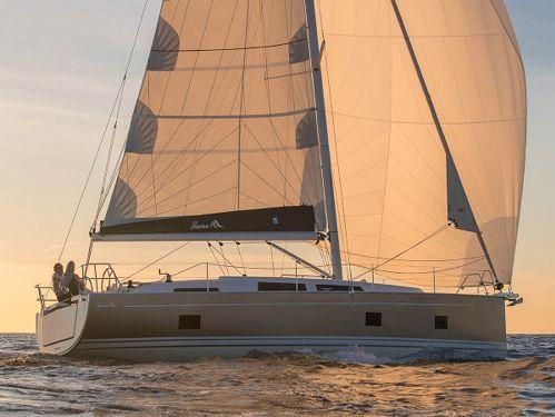 Segelboot Hanse 418 (2020)