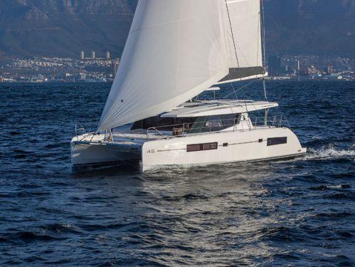 Catamaran Leopard Moorings 4500 (2021)