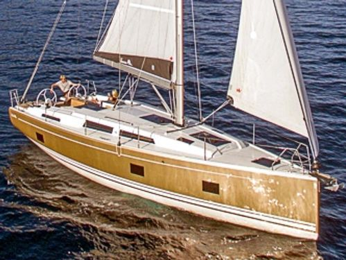 Segelboot Hanse 418 (2021)