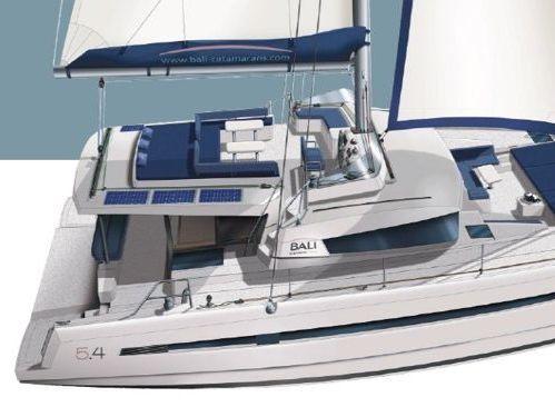 Catamaran Bali 5.4 (2021)