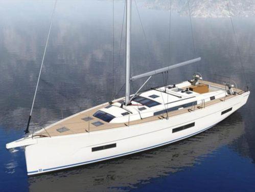 Sailboat Dufour 530 (2020)