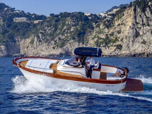 Imbarcazione a motore Mimi Libeccio (2021)