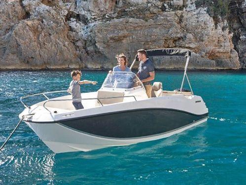 Sportboot Quicksilver Activ 505 Open (2016)